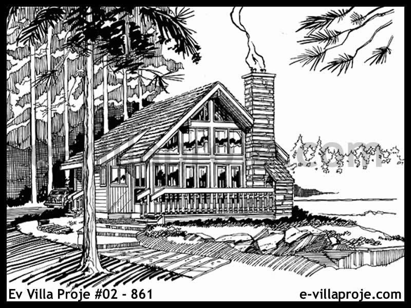 Ev Villa Proje #02 – 861