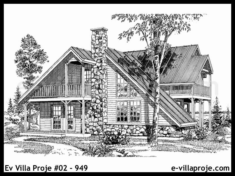 Ev Villa Proje #02 – 949
