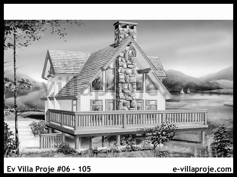 Ev Villa Proje #06 – 105