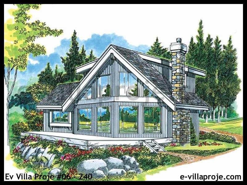 Ev Villa Proje #06 – 240