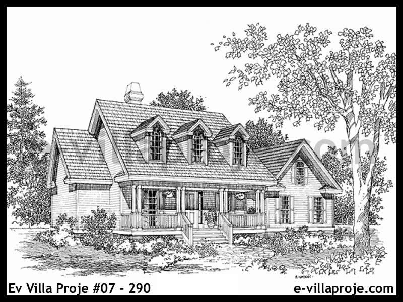 Ev Villa Proje #07 – 290