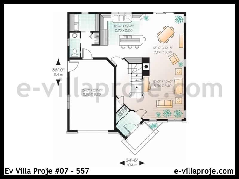 Ev Villa Proje #07 – 557