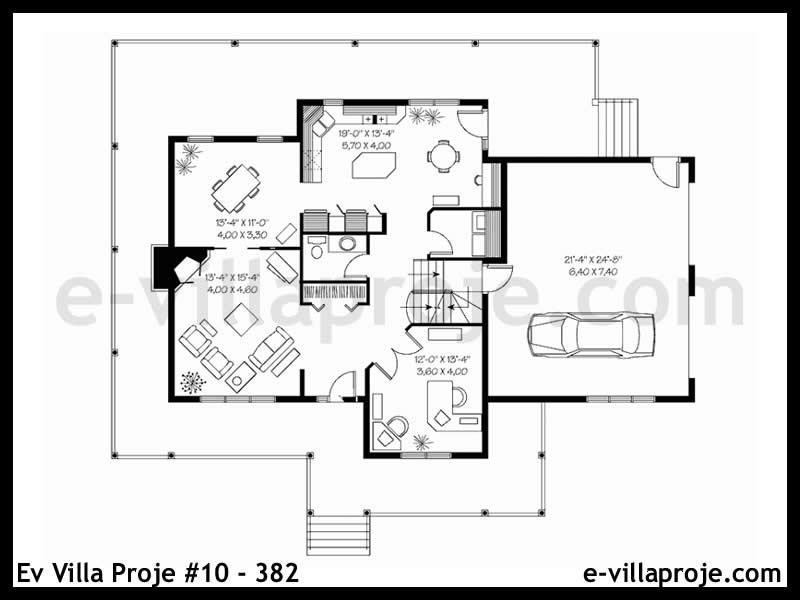 Ev Villa Proje #10 – 382