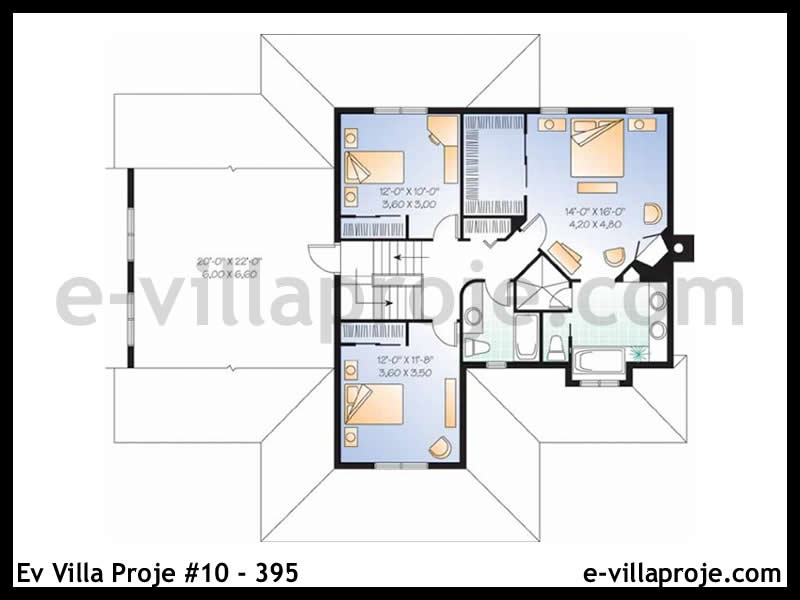 Ev Villa Proje #10 – 395