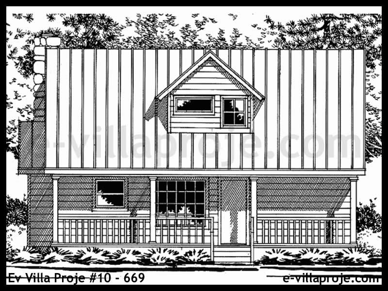 Ev Villa Proje #10 – 669