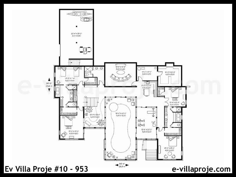 Ev Villa Proje #10 – 953