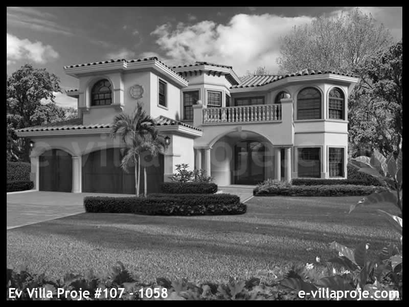 Ev Villa Proje #107 – 1058