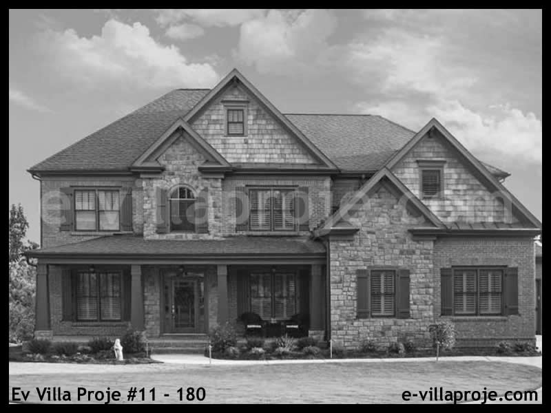 Ev Villa Proje #11 – 180