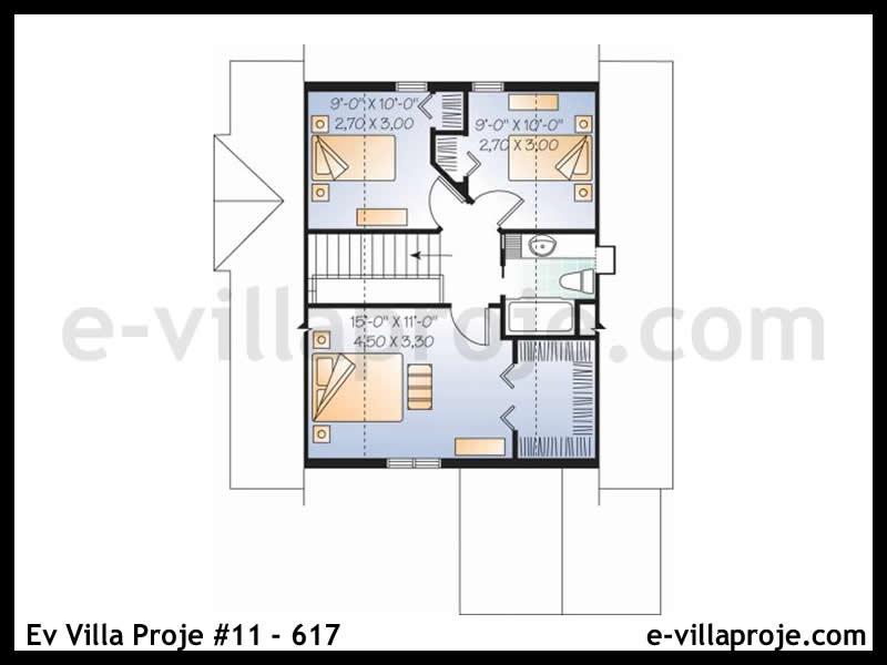 Ev Villa Proje #11 – 617