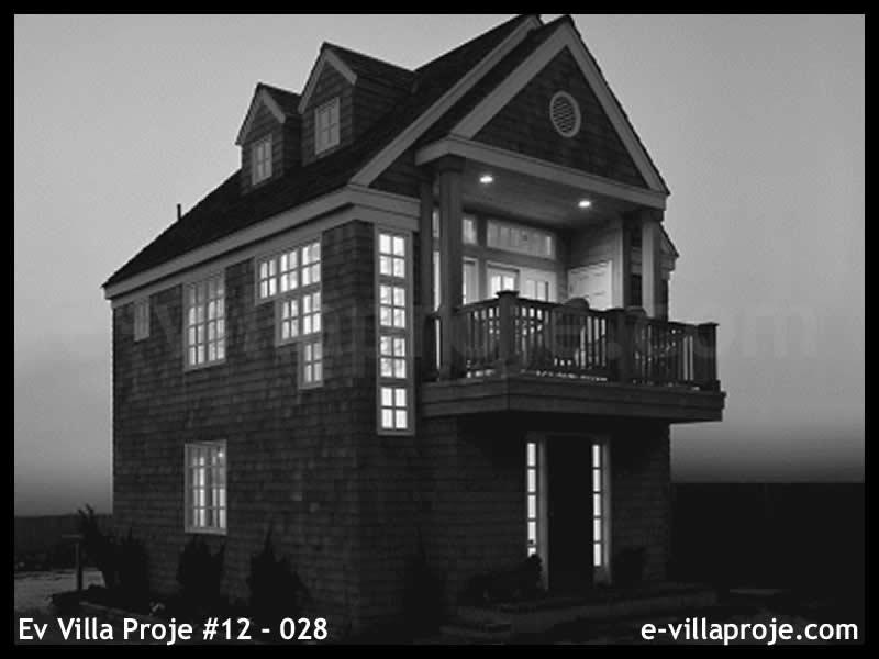 Ev Villa Proje #12 – 028