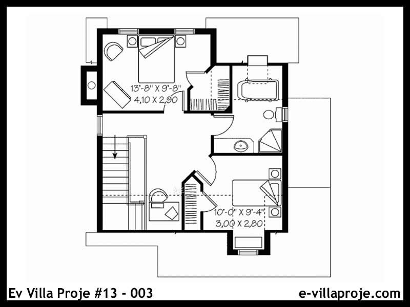 Ev Villa Proje #13 – 003