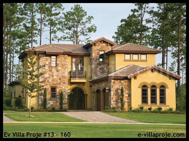 Ev Villa Proje #13 – 160