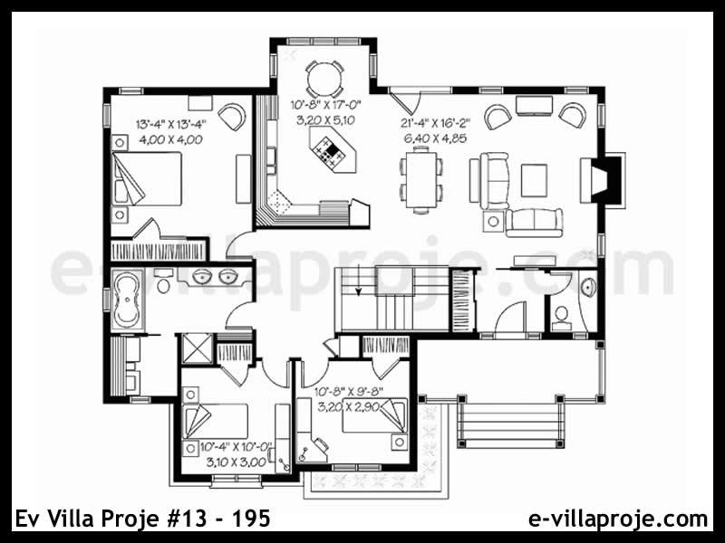 Ev Villa Proje #13 – 195