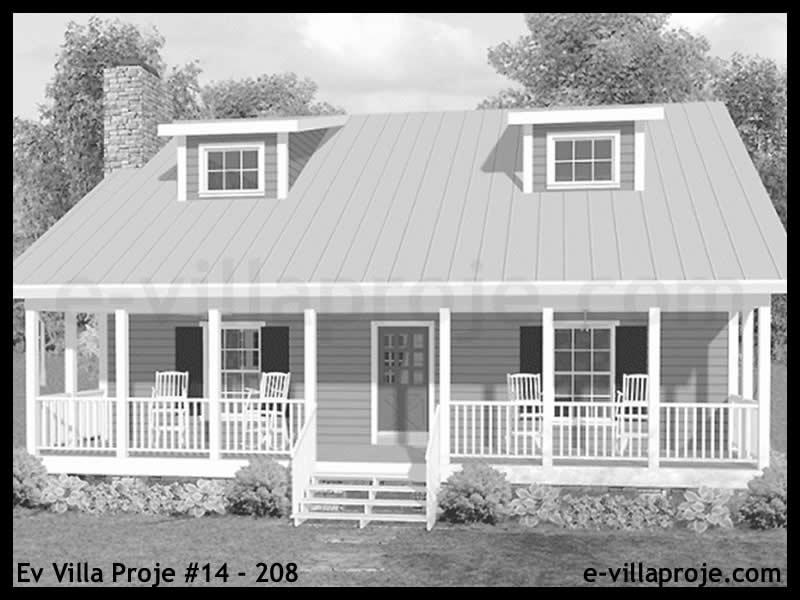 Ev Villa Proje #14 – 208