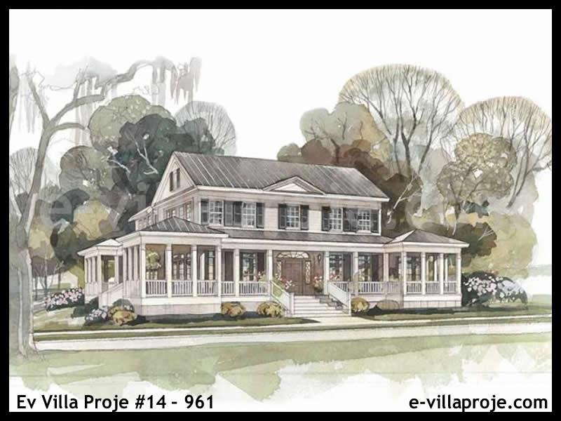 Ev Villa Proje #14 – 961