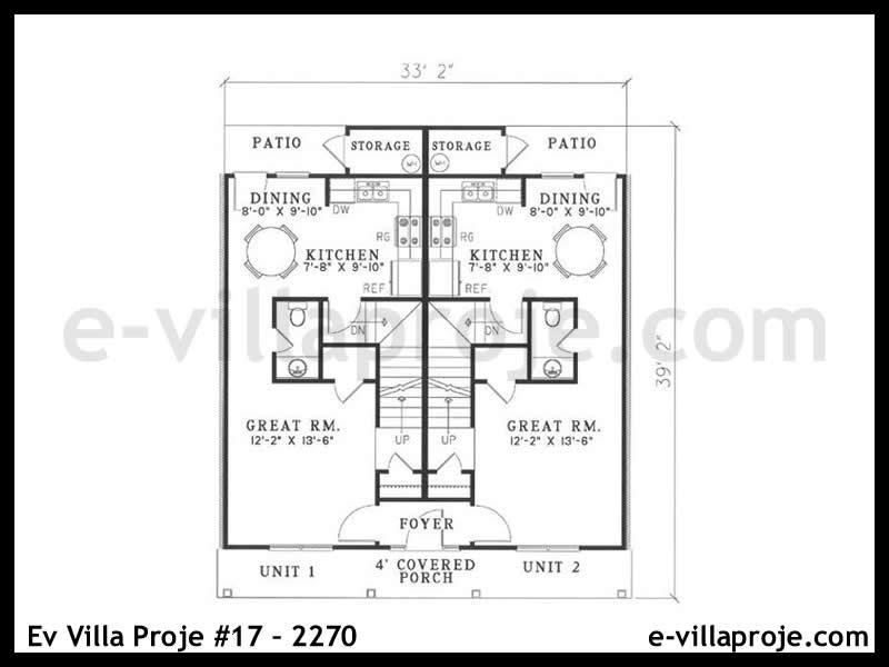 Ev Villa Proje #17 – 2270