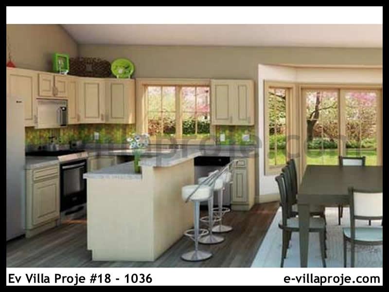 Ev Villa Proje #18 – 1036