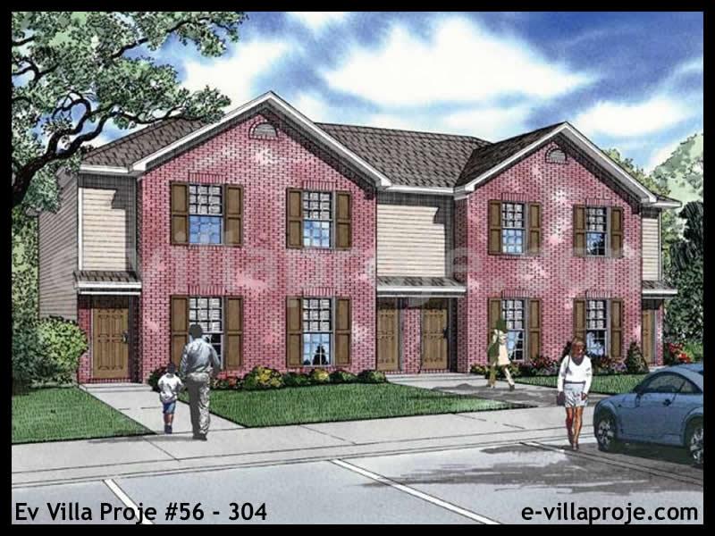Ev Villa Proje #56 – 304