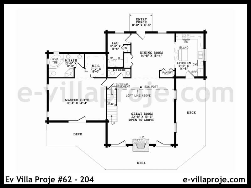 Ev Villa Proje #62 – 204