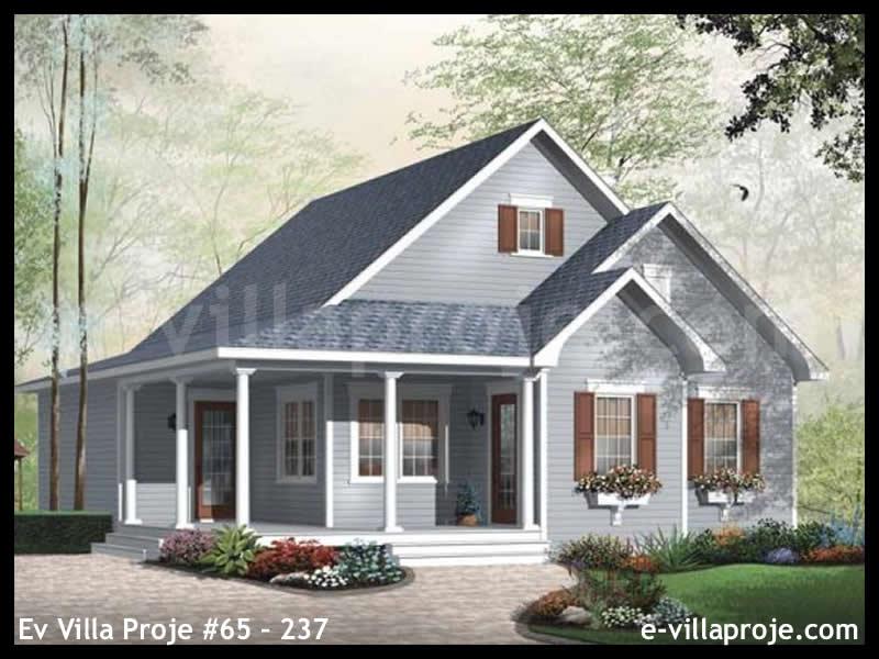 Ev Villa Proje #65 – 237