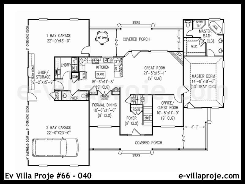 Ev Villa Proje #66 – 040