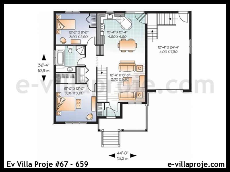 Ev Villa Proje #67 – 659