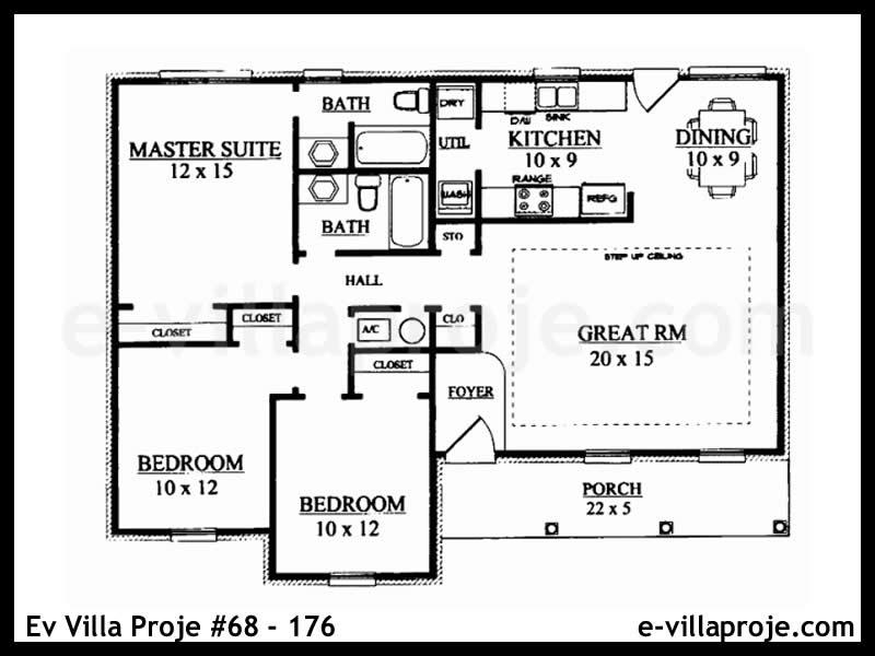 Ev Villa Proje #68 – 176