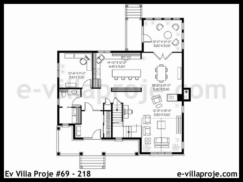 Ev Villa Proje #69 – 218