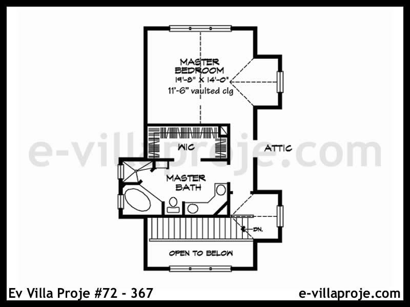 Ev Villa Proje #72 – 367
