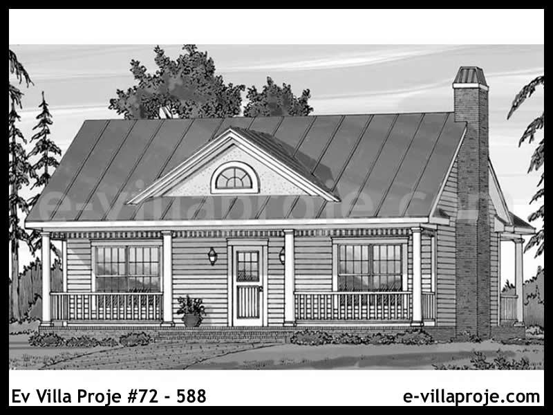 Ev Villa Proje #72 – 588