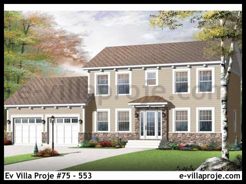 Ev Villa Proje #75 – 553