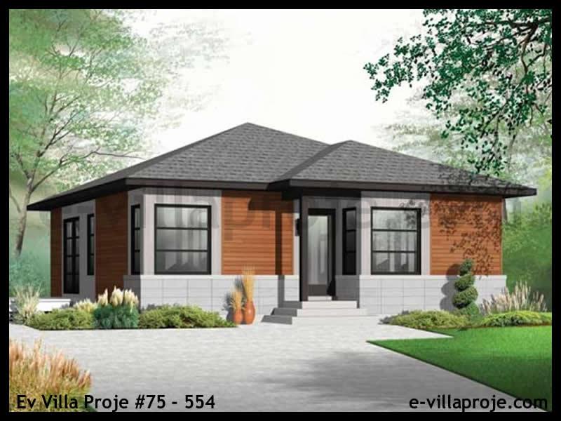 Ev Villa Proje #75 – 554