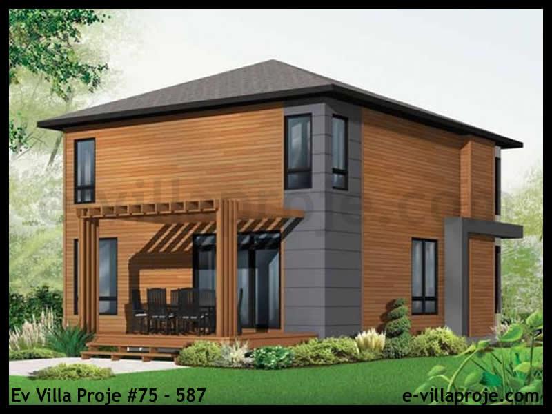 Ev Villa Proje #75 – 587