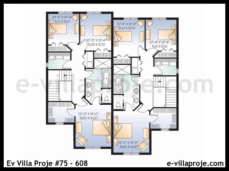Ev Villa Proje #75 – 608